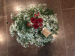 Begravningsblomma