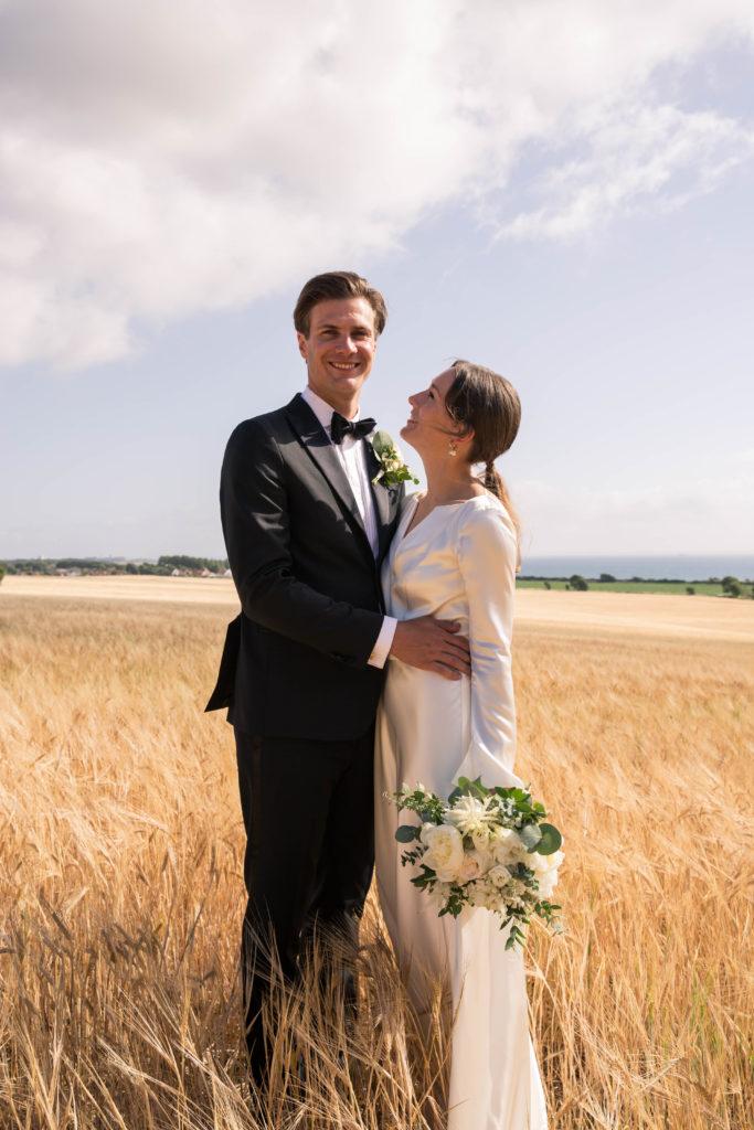 Bröllop mölle kapell